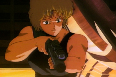 Anime Reviews Appleseed